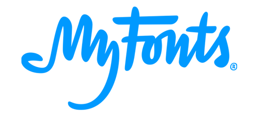 Buy our fonts at MyFonts