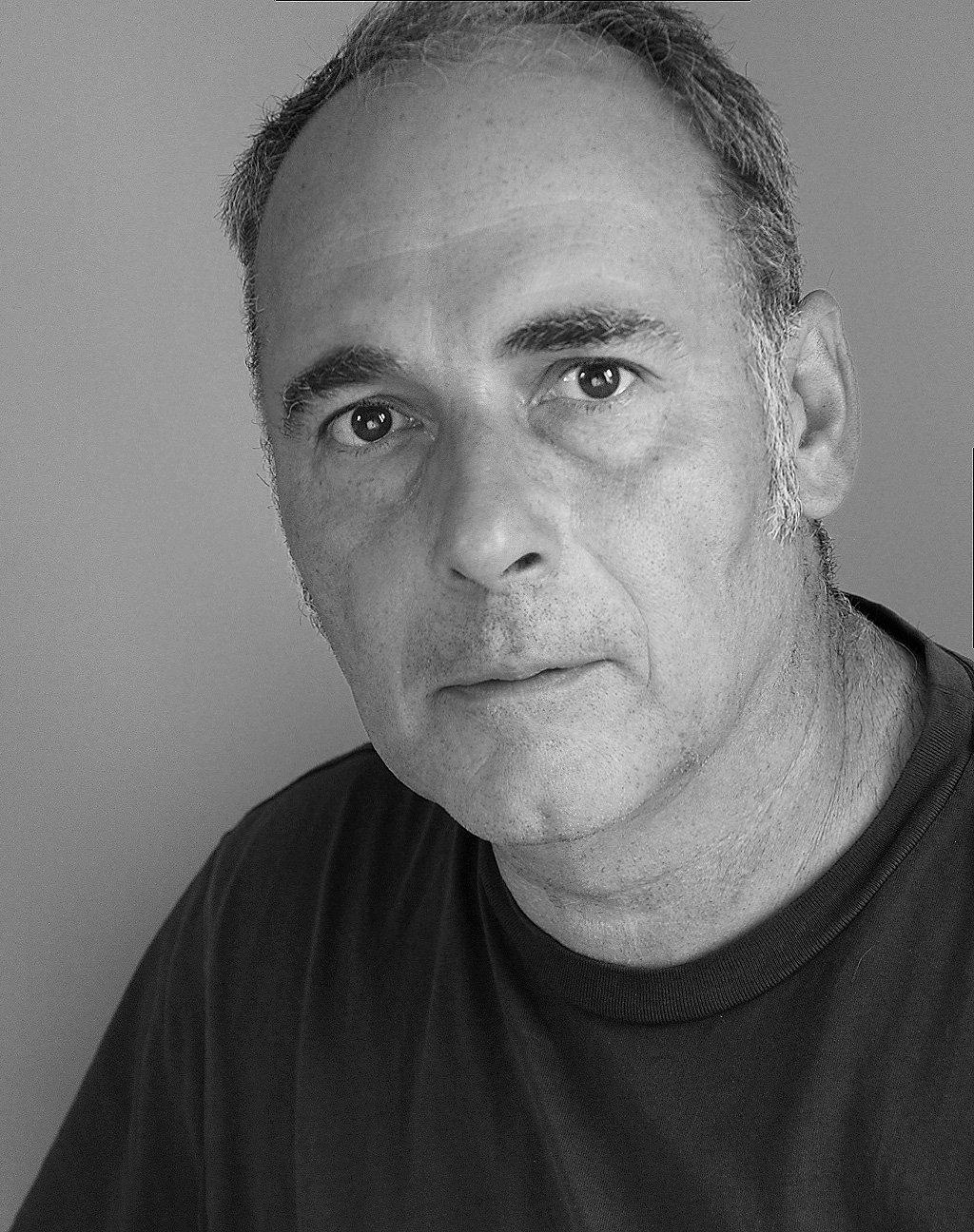 Portrait of Olivier Gourvat